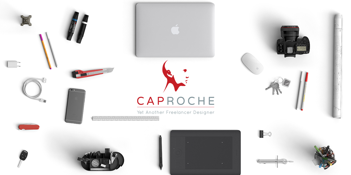 CAPROCHE - Yet Another Freelancer Designer